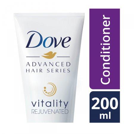 DOVE ADVANCED HAIR SERIES CONDICIONADOR VITALITY REJUVENATED 200ML