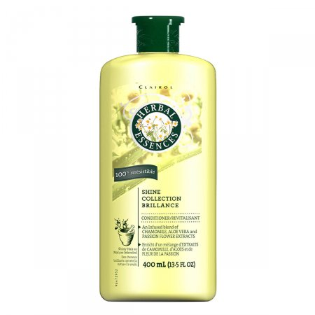 Condicionador Herbal Essences Shine Collection Brillance