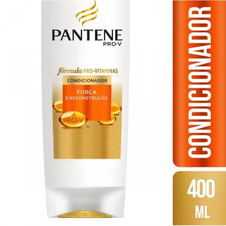 PANTENE CONDICIONADOR FORCA E RECONSTRUCAO 400ML