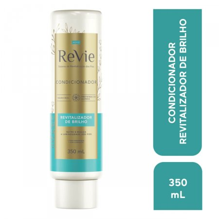 REVIE CONDICIONADOR REVITALIZADOR DE BRILHO 350ML