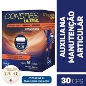 Condres Ultra Colágeno Tipo II Não Hidrolisado com 30 cápsulas