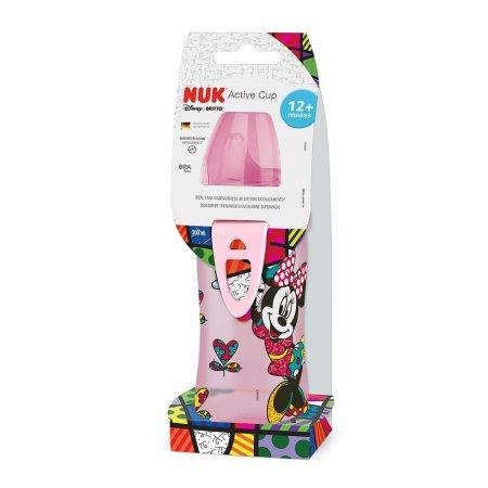 NUK COPO ACTIVE CUP DISNEY BY BRITTO GIRL 300ML