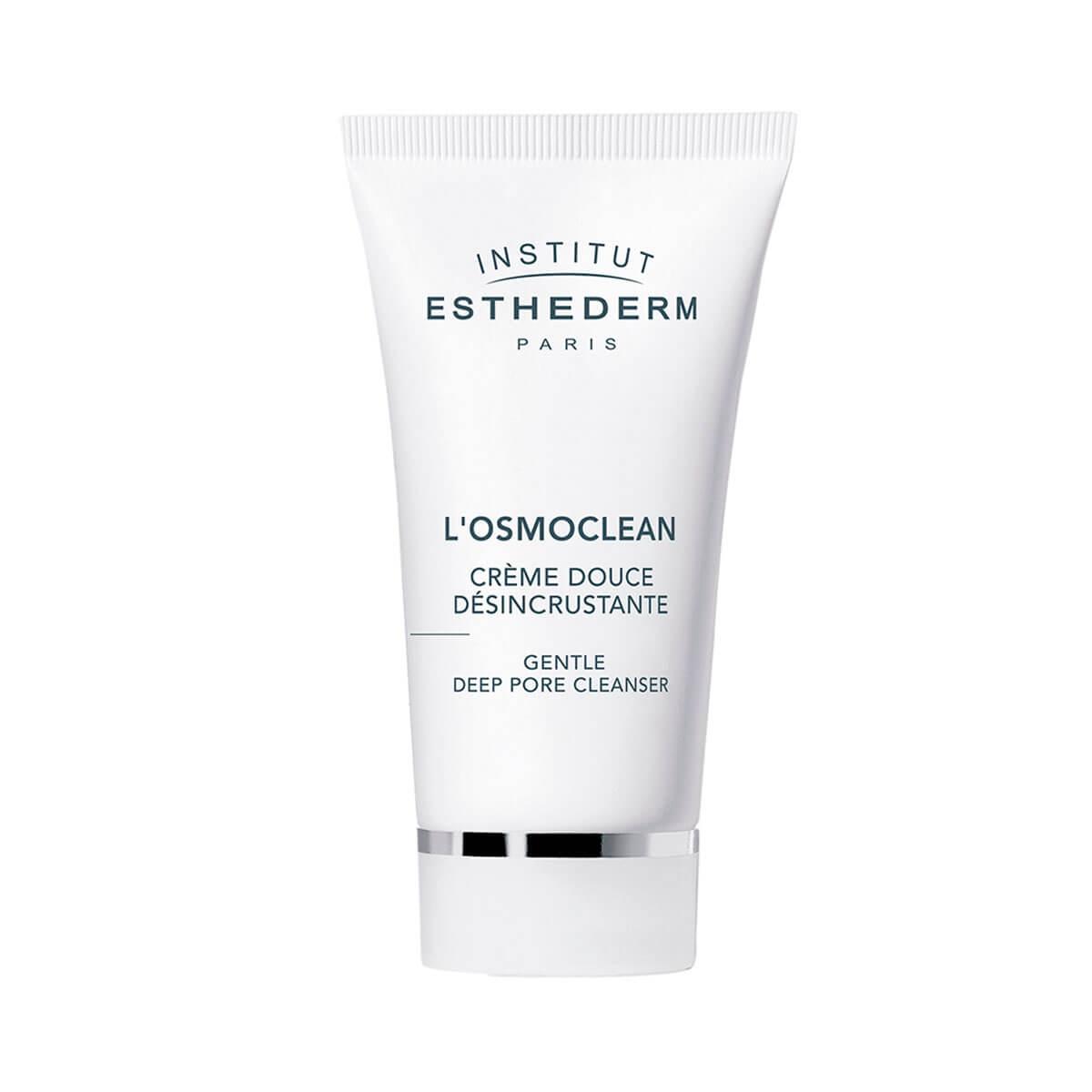 Creme de Limpeza Facial Esthederm Osmoclean Douce Desincrustante com 75ml 75ml