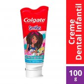COLGATE JUNIOR CREME DENTAL BARBIE 100 G