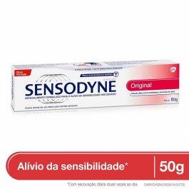 Creme Dental Sensodyne Original Com 50g