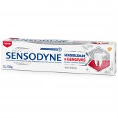 Creme Dental Sensodyne Sensibilidade & Gengivas Whitening