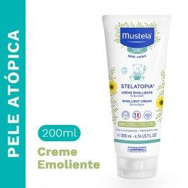 Stelatopia Mustela Bebê Creme Hidratante Infantil com 200ml