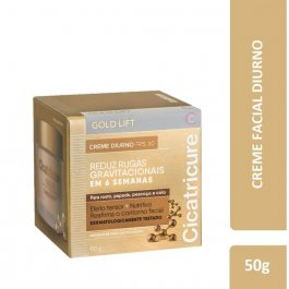 CICATRICURE GOLD LIFT DIA 50G