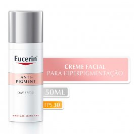Creme Facial Eucerin Anti-Pigment Dia FPS30 com 50ml