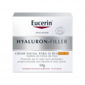 Creme Facial Eucerin Hyaluron-Filler Dia FPS30