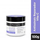 Creme Facial Neutrogena Face Care Intensive Antissinais Reparador com 100g