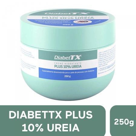 Creme Hidratante DiabetTX Plus 10% Ureia