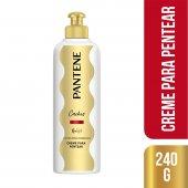 Creme para Pentear Pantene Pro-V Cachos Hidra-Vitaminados com 240g