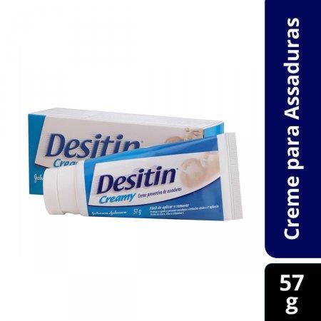 Creme Preventivo de Assaduras Desitin Creamy