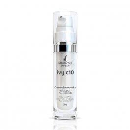Creme Rejuvenescedor Facial Mantecorp Ivy C10 com 30g