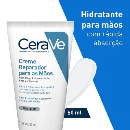 CERAVE CREME REPARADOR PARA AS MAOS 50ML