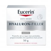 Creme Antirrugas Eucerin Hyaluron-Filler Noite