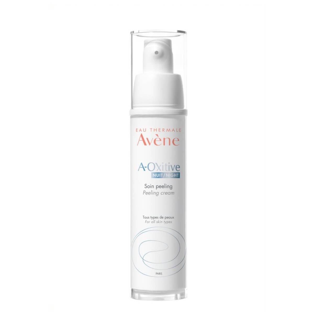 Creme Corretor Facial Avène A-Oxitive Noite com 30ml 30ml