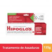 Hipoglós Creme Contra Assadura Original Trata e Previne com 135g