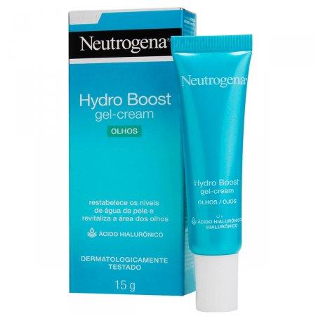 Gel Creme Hidratante para Áreas dos Olhos Neutrogena Hydro Boost