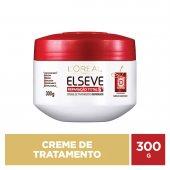 ELSEVE CREME DE TRATAMENTO REPARACAO TOTAL 5 300G