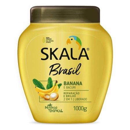 Creme de Tratamento Skala Expert Bomba de Vitaminas com Banana 1kg | Drogasil.com