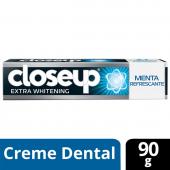 CLOSE-UP EXTRA WHITENING CREME DENTAL BRANQUEADOR 90G