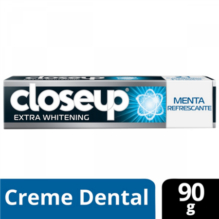 CLOSE-UP EXTRA WHITENING CREME DENTAL BRANQUEADOR 90G