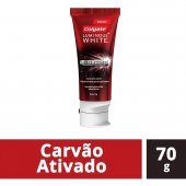 COLGATE CREME DENTAL LUMINOUS WHITE CARVAO ATIVADO 70G