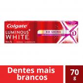 COLGATE CREME DENTAL LUMINOUS WHITE XD SHINE 70G