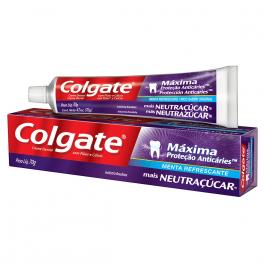 COLGATE MPA MAXIMA PROTECAO ANTICARIES NEUTRACUCAR 70G