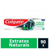 COLGATE CREME DENTAL NATURALS EXTRACTS PURIFICANTE 90G