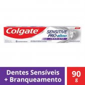 Creme Dental Colgate Sensitive Pro alivio Imediato Original
