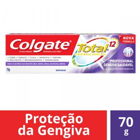 Creme Dental Colgate Total 12 Professional Gengiva Saudável