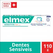 ELMEX CREME DENTAL SENSITIVE 110G
