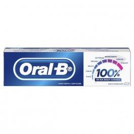 ORALB CREME DENTAL 100% COM 70G