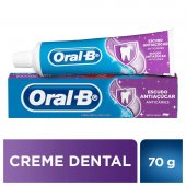 Creme Dental Oral-B Escudo Antiaçúcar