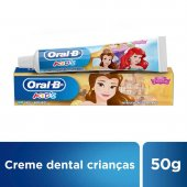 Creme Dental Oral-B Kids Princesas