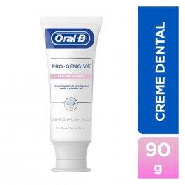 Pasta de Dente Oral-B Pro-Gengiva Sensibilidade com 90g