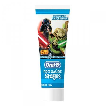 ORAL B CREME DENTAL STAGES STAR WARS 100G
