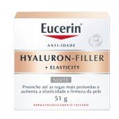 Creme Facial Eucerin Hyaluron-Filler + Elasticity Noite