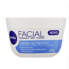 Creme Facial Nutritivo Nivea com 100g