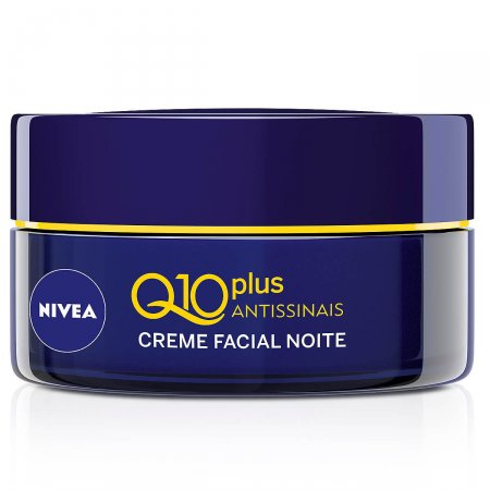 Creme Facial Noite Nivea Q10 Plus Antissinais