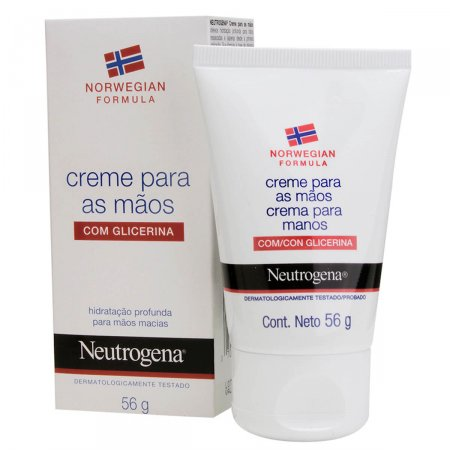 Creme Hidratante para as Mãos Neutrogena Norwegian Formula