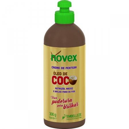 Creme de Pentear Condicionante Novex Óleo de Coco