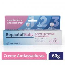 Bepantol Baby Creme Preventivo de Assaduras com 60g