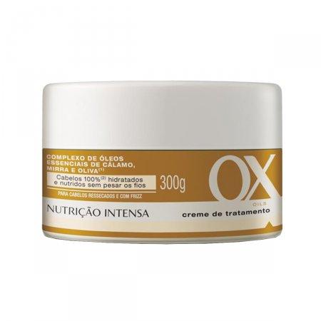 Máscara de Tratamento OX Nutrição Intensa