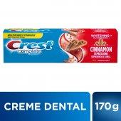 CREST CREME DENTAL COMPLETE CINNAMON RUSH COM 170G