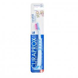 Escova de Dente Infantil Curaprox Curakid Super Soft com 1 unidade