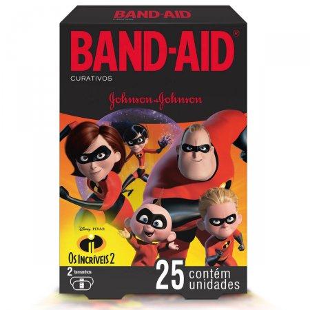 Curativos Band-Aid Os Incríveis 2